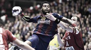 Victoria de otra época del Barça en Aalborg