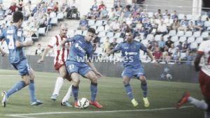 Getafe - Almería: puntuaciones del Getafe, jornada 2