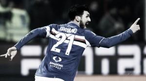 Genoa 2-3 Sampdoria: Soriano brace fires Samp to derby win