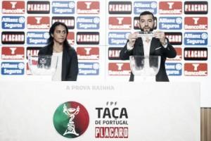 Sorteados los dieciseisavos de la Taça de Portugal