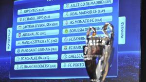 El Atlético de Madrid se enfrentará al Bayer Leverkusen en octavos de la Champions