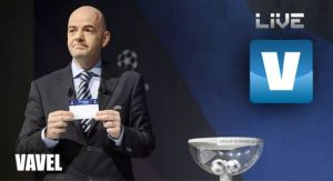 Live Sorteggi Champions League ed Europa League, Juventus-Real Madrid, Napoli-Dnipro, Fiorentina-Siviglia