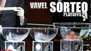 Sorteo playoffs ascenso desde Segunda B y Tercera División 2016