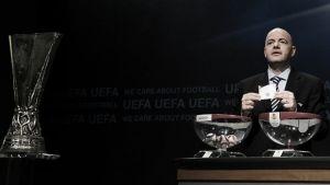 El inicio de la Europa League