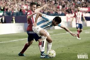 Ojeando al rival: El Málaga intentará frenar al Atleti