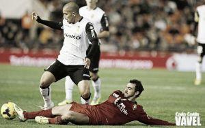 """Feghouli: """"No tenemos miedo al Barcelona, somos el Valencia"""""""