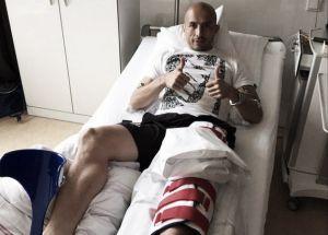 Mainz le ofrece un año más de contrato a Soto, quien se recupera de la operación