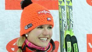 Biathlon: a Ruhpolding Soukalova beffa Domracheva nell'individuale