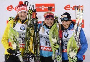 Biathlon, l'individuale di Oestersund a Soukalova