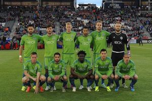 Seattle Sounders Host Colorado Rapids Wednesday Night At CenturyLink Field