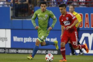 Seattle Sounders Take On A Depleted FC Dallas