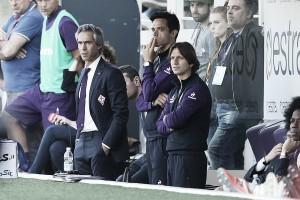 """Fiorentina, Sousa applaude i suoi: """"Bravi a vincere contro una squadra di qualità come la Lazio"""""""