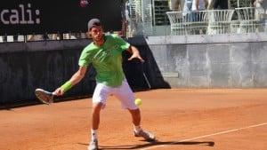 João Sousa já conhece adversários da fase de qualificação do torneio de Roma