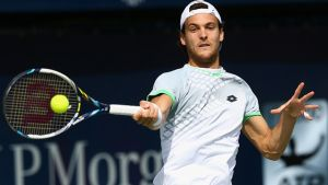 Sousa Ousts Andujar in a Tough Battle in Geneva