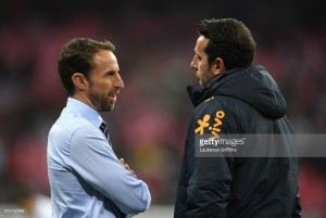 Southgate praises England performance against 'best team in the world'