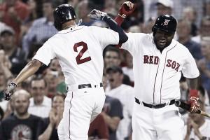 Boston Red Sox take down Colorado Rockies