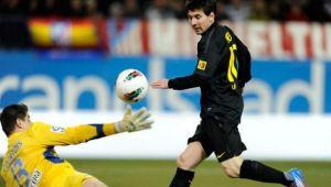 Leo Messi, el verdugo del Atlético de Madrid
