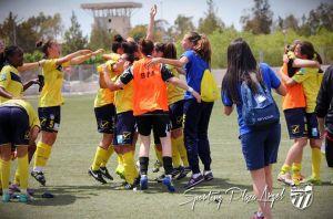 Liga Nacional Femenina: el Sporting Plaza Argel es de playoff