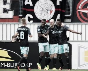 El Ajax comienza la temporada ganando, aunque sin convencer