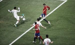 How Spain tore through Turkey at Euro 2016