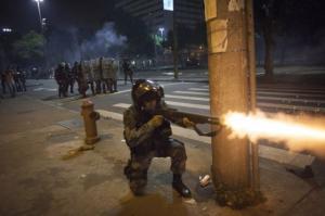 Cortei in Brasile, stop alle proteste a San Paolo