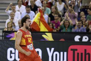 Basket, Mondiali 2014, girone A : la Spagna fa tris, Brasile rimandato