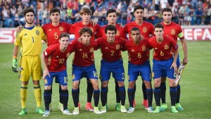Spain U17 2-2 England U17: Young Lions fall at final hurdle in penalty shoot-out