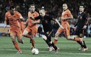 España y Países Bajos reeditarán una final por cuarta vez