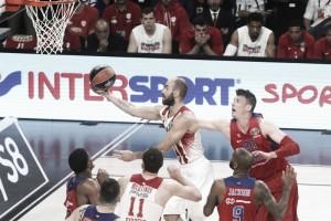Turkish Airlines EuroLeague - La lezione (e la missione) di Spanoulis