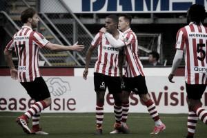 Resumen de la ronda 2 de la clasificación en la Eredivisie