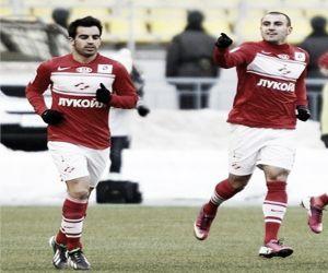 El Spartak baja de la nube al CSKA