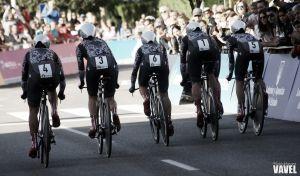 Fotos e imágenes de la CRE femenina del Mundial de ciclismo de Ponferrada 2014
