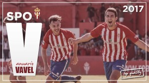 Anuario VAVEL Sporting de Gijón B 2017: del infierno al cielo en 365 días