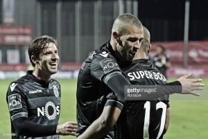 Nacional x Sporting: Leão de volta ao topo
