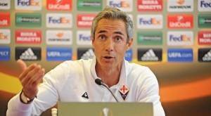 """Fiorentina, parla Sousa: """"Abbiamo bisogno di continuità per arrivare al massimo"""""""