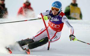 Shiffrin da brividi, suo l'oro Olimpico dello slalom speciale