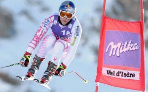 Lindsey Vonn si arrende, niente Olimpiadi per lei