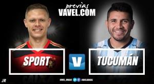 Sport recebe Atlético Tucumán-ARG em busca do tetra da Taça Ariano Suassuna