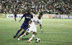 Resultado Sport x Ríver na Copa do Nordeste 2017 (2-2)