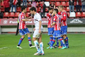 La solidez del Sporting de Gijón