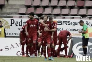 Sporting B - CD Tudelano: que no pare la fiesta