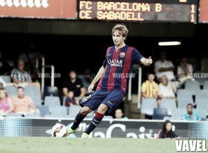 FC Barcelona B - Sporting: partido de nivel en el Mini