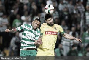 Paços de Ferreira y Sporting dividieron honores