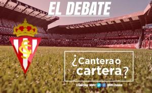 El debate: Sporting, ¿cantera o cartera?