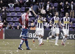 El Sporting paga un alto precio en Zorrilla
