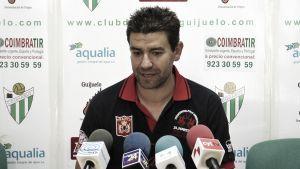 """Fernando Estévez: """"El vestuario está muy tocado"""""""