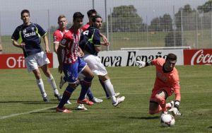 Sporting B - Marino de Luanco: tres puntos para respirar