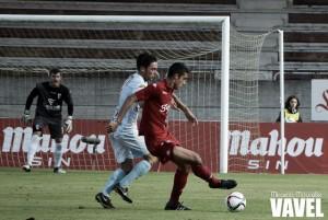 Sporting B y Compostela se olvidan los goles