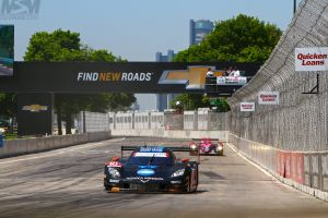 United SportsCar: 25 P, PC, GTD Cars On Detroit Entry List