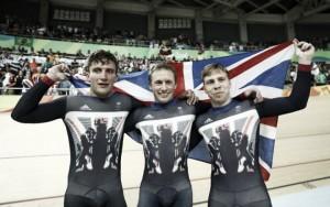Rio 2016: Team GB win Men's Team Sprint gold on dominant opening night in the Rio Velodrome